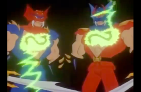 Double Dragon: The Animated Series Billy Lee and Jimmy Lee