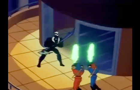 Double Dragon: The Animated Series Billy Lee Jimmy Lee Shadow Master