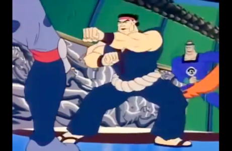 Double Dragon: The Animated Series Tsunami and Shadow Warriors