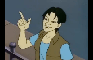 Double Dragon: The Animated Series Charles