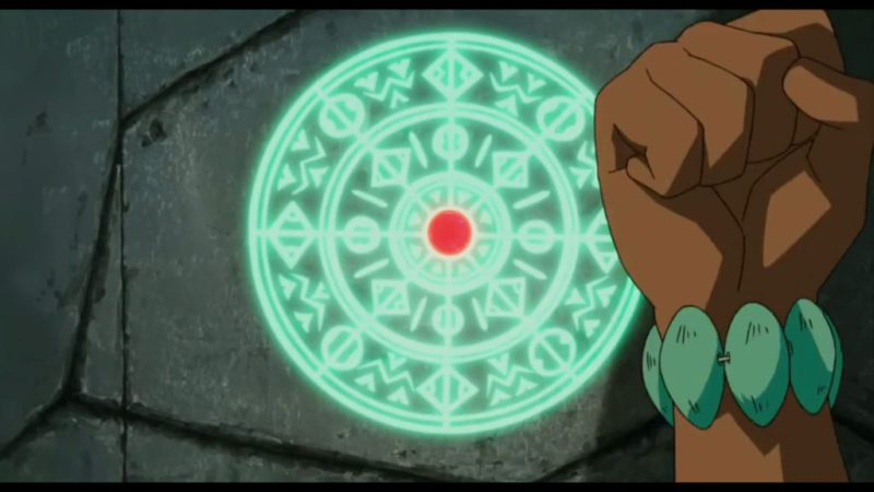 Pokémon Ranger and the Temple of the Sea glyphs