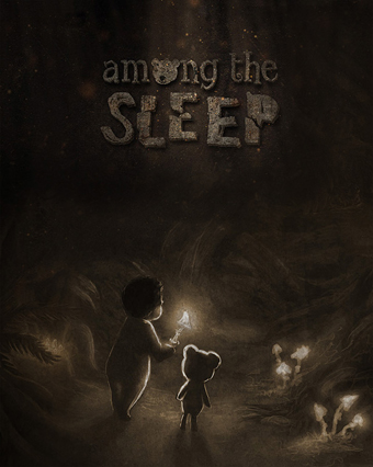 Among the Sleep game cover
