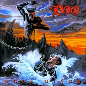 Dio Holy Diver album art