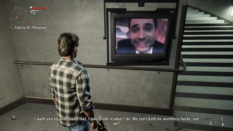 Alan Wake's American Nightmare Mr. Scratch