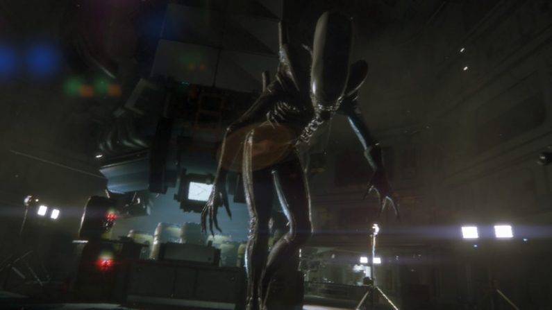Alien: Isolation Xenomorph