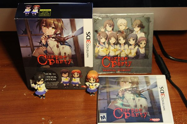 Corpse Party 3DS Back to School Edition