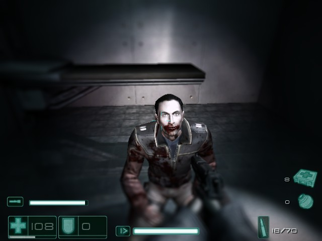 F.E.A.R. First Encounter Assault Recon Paxton Fettel