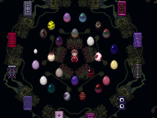 Yume Nikki Nexus all 24 Effects