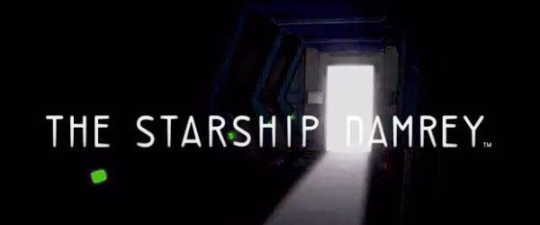 The Starship Damrey game banner