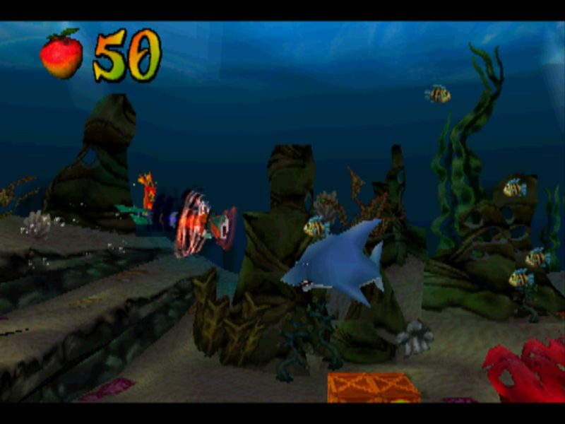 Crash Bandicoot 3: Warped Under Pressure gameplay