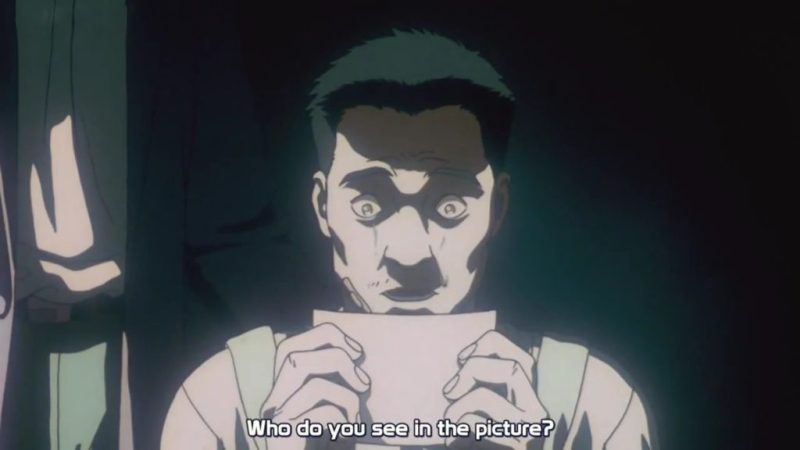 Ghost in the Shell 1995 garbage man