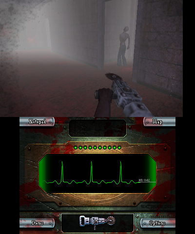 Dementium: The Ward Remastered gameplay