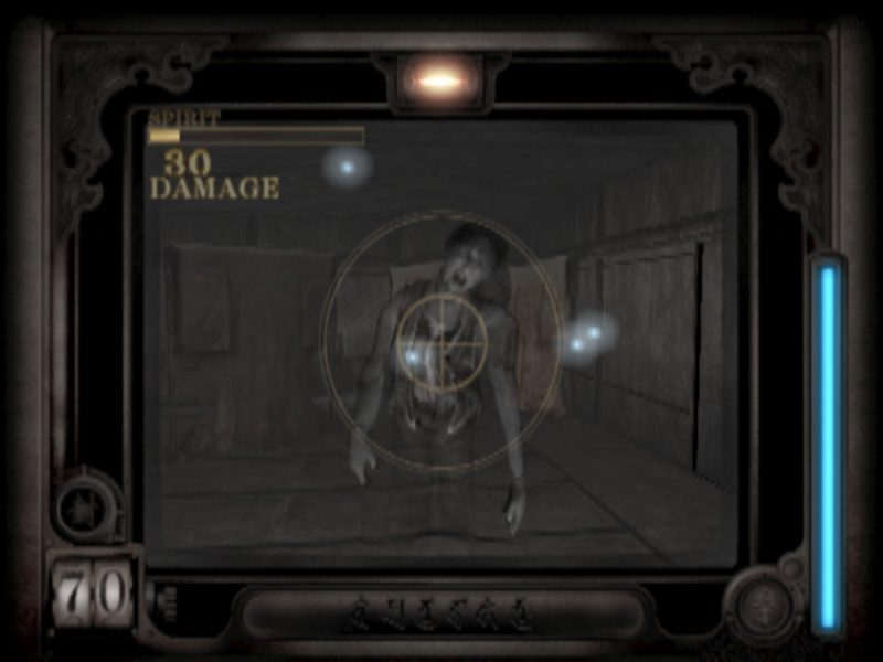 Fatal Frame gameplay