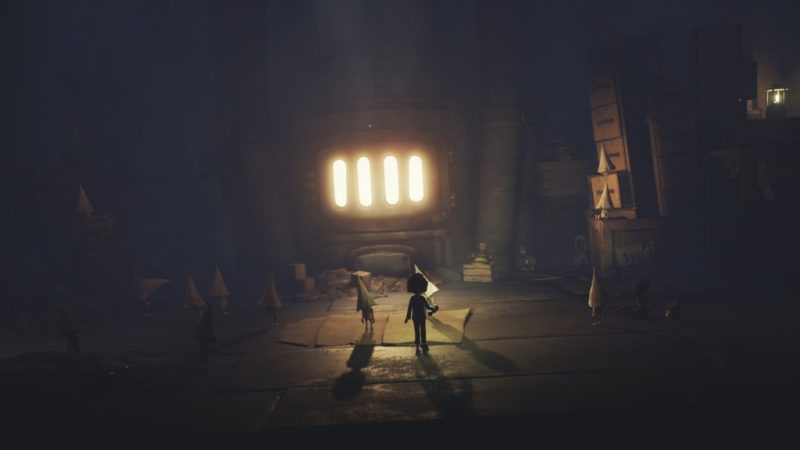 Little Nightmares Secrets of the Maw The Hideaway DLC