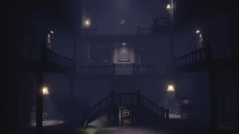 Little Nightmares Secrets of the Maw The Residence DLC