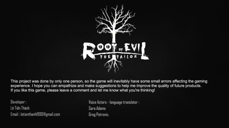 Root of Evil: The Tailor gameplay