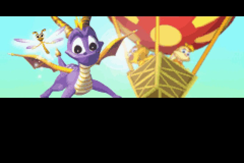 Spyro 2: Season of Flame intro