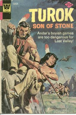 Turok, Son of Stone comic