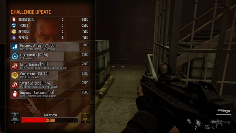 F.E.A.R. 3 Point Man gameplay