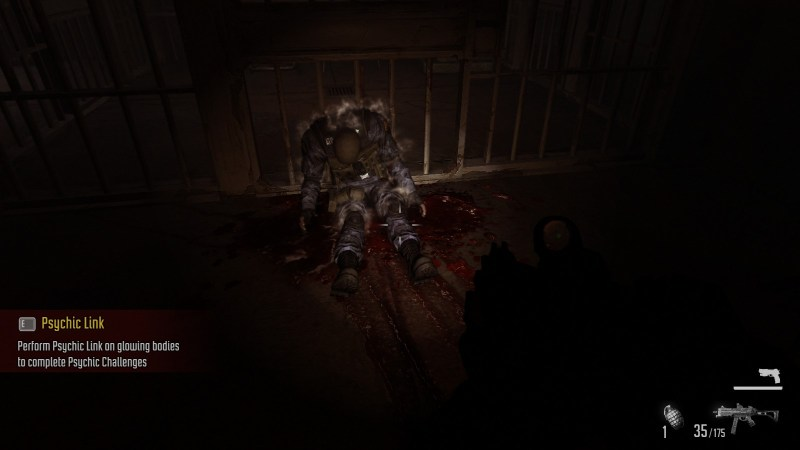 F.E.A.R. 3 Point Man gameplay Psychic Link
