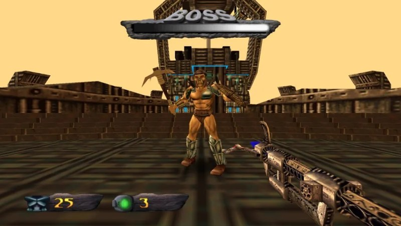 Turok: Dinosaur Hunter Remastered the Campaigner and the Chronoscepter