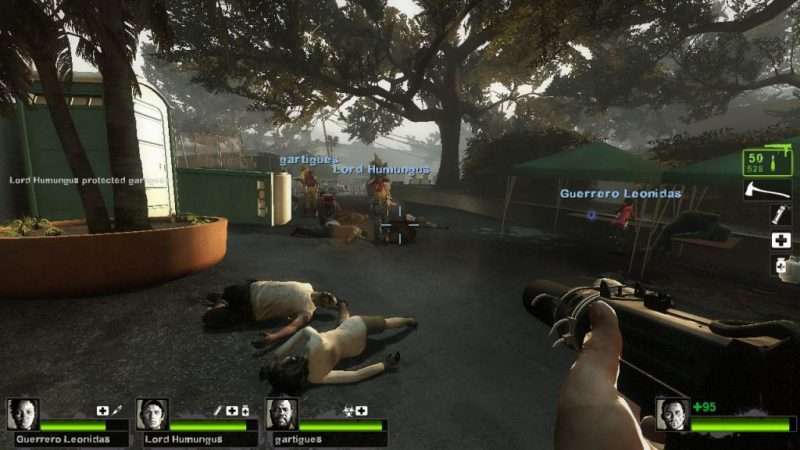 Left 4 Dead 2 Melee Weapons Mod