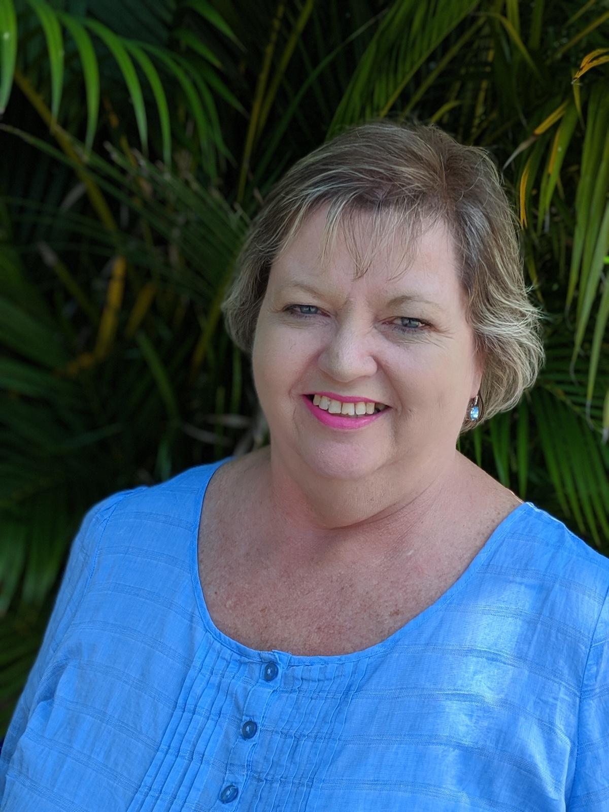 Michele bio pic | Michele Knigge, MA, NCC | Breaking Free Services | Tarpon Springs 34689