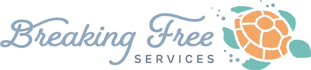 breaking free services center for wellness logo | Counseling and Therapy in Tarpon Springs Florida