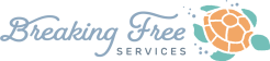 breaking free services logo | Therapy and counseling in Tarpon Springs Florida