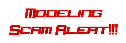 modeling scam alert watch out for model scams