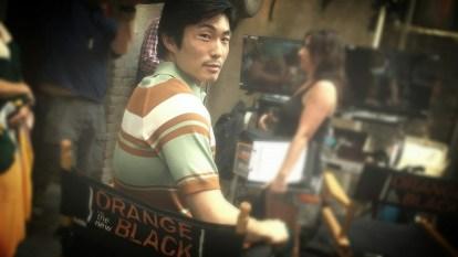 June top model on Orange is the New Black Season 3 Episode 6 XingKai Wu