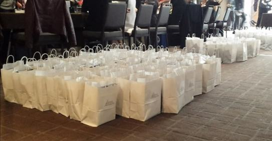 new york fashion week gift bags