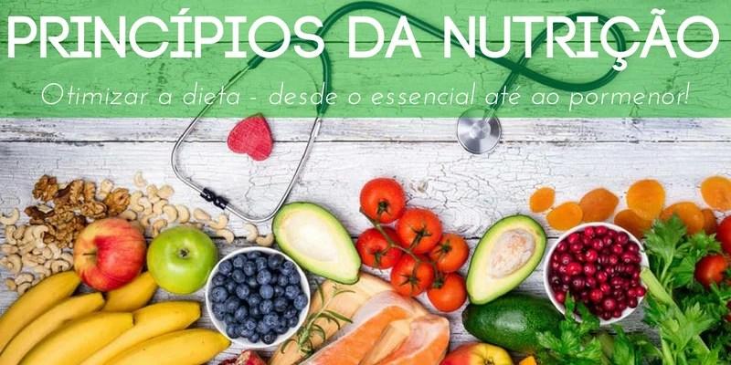 A hierarquia dos princípios da nutrição é a nova série que vamos iniciar no blog Breaking My Limits.