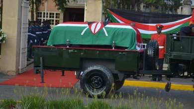 Photo of A Closer Look At Moi's Casket. Little-Known Facts