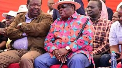 Photo of Atwoli Calls For The Arrest of DP Ruto over Ksh 39B Scandal