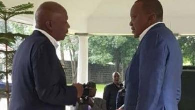 Photo of Why Uhuru Secretly Visited Moi's Home After Burial