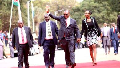 """Photo of """"Running Nairobi I Not A Walk In The Park! Evans Kidero Reminds Sonko As Central Government Takes Nairobi"""