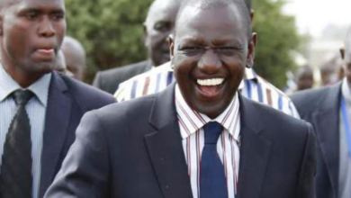 Photo of DP Ruto Laughs Off Sunday Nation's Headline