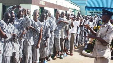 Photo of Many Inmates Released Over Coronavirus Fears