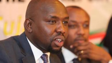 Photo of Who is Senator Kipchumba Murkomen?