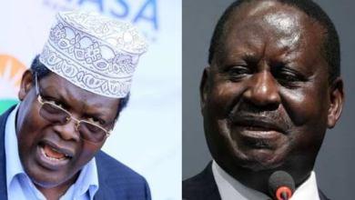 Photo of Miguna Miguna Irate After Raila Odinga Blocked Him On Twitter