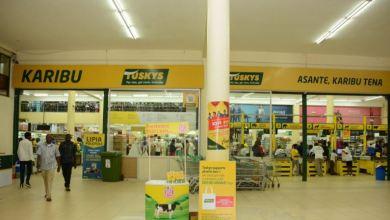 Photo of Tuskys Supermarket is Broke
