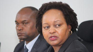 Photo of Kirinyaga Governor Anne Waiguru Has Been Impeached