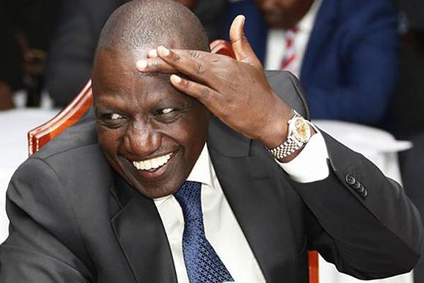 Ruto scandal
