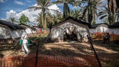 Photo of New Ebola Outbreak in Africa Amidst COVID-19 Pandemic