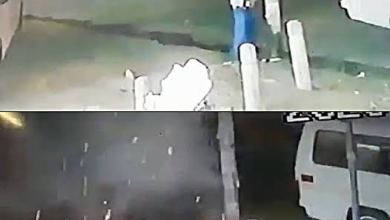 Photo of (VIDEO) Man Gets Electrocuted And Disappears After Urinating On A Live Electric Cable