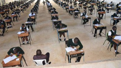 Photo of Shock As KCSE Candidate Goes Blind Before Her CRE Paper