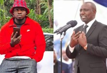 Photo of DP Ruto responds to rapper Khaligraph Jones' plea