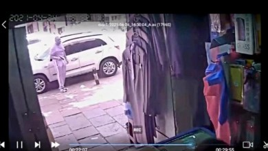 Photo of VIDEO: Man Shot Dead Along Moi Avenue During Botched Robbery