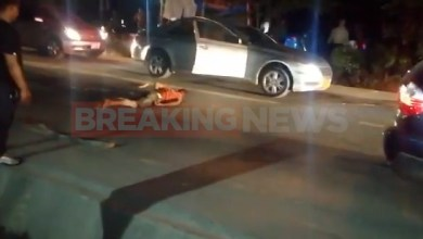 Photo of Motorist Runs Over Man Multiple Times Over Alleged Theft[VIDEO]